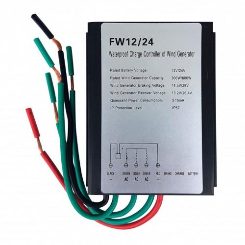 Regulator wiatrowy  FW12/24.