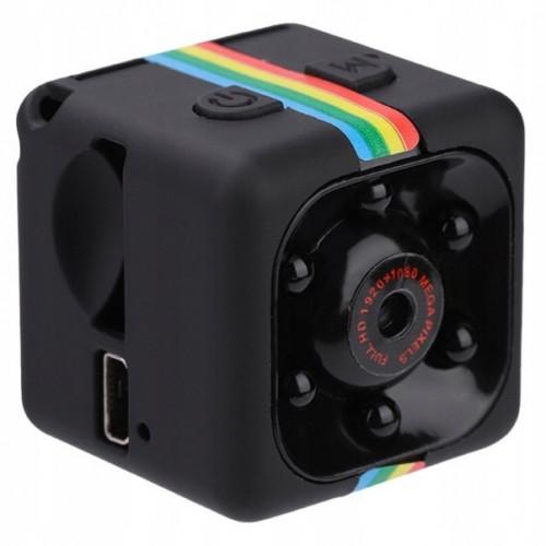 Mini kamera FULL HD Szpiegowska Czujnik ruchu