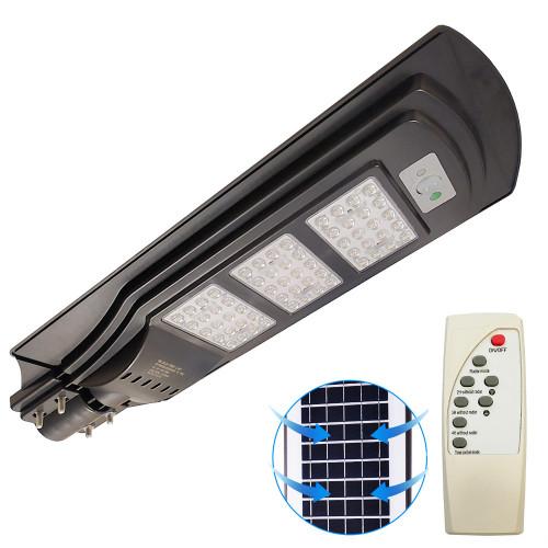 Lampa uliczna LED 90W SMD Solarna PIR  Pilot