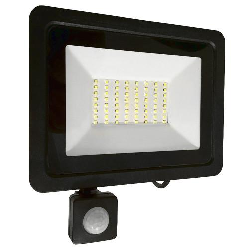 Naświetlacz LED 50W 6000K Czujnik ruchu