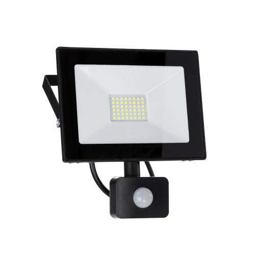 Naświetlacz LED 30W 4500K czujnik ruchu