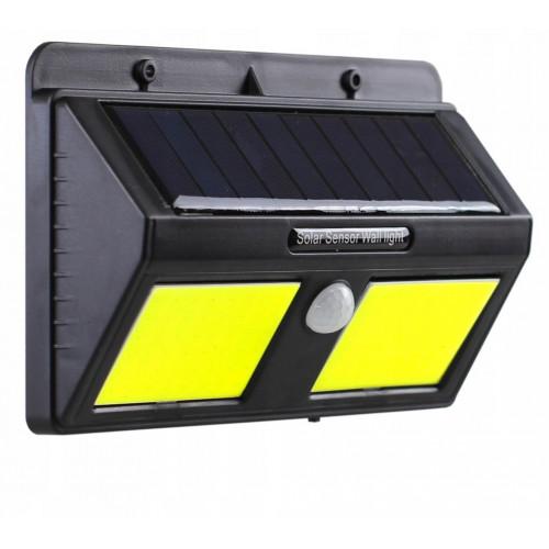 Klinkiet solarny 74 LED z czujnikiem ruchu i zmierzchu