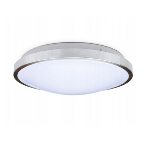 LAMPA Oprawa PLAFON ścienna sufitowa 2xE27 okrągła