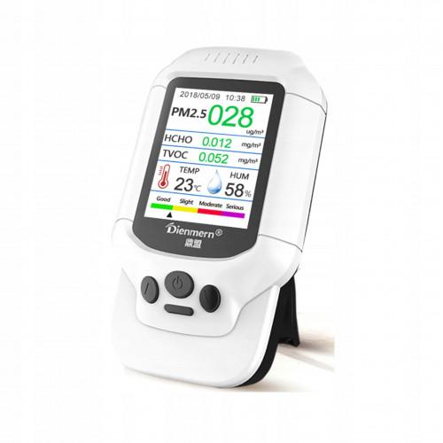 Laserowy czujnik smogu pyłomierz PM 2.5 SMOG PM 10
