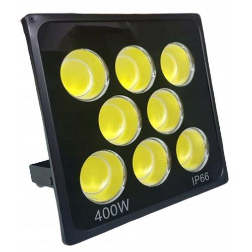 Halogen lampa LED 400W Reflektor naświetlacz COB
