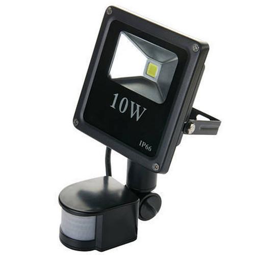 Naświetlacz LED 10W 6000K czujnik ruchu