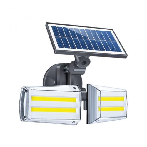 LAMPA LED SOLARNA 360^ 50W RUCHOMA CZUJNIK RUCHU