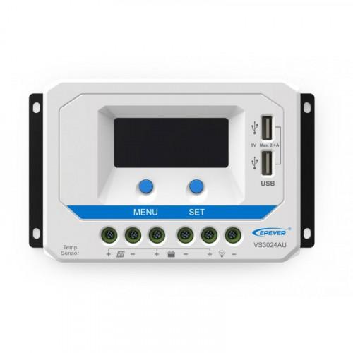 Regulator ładowania VS3024AU 30A