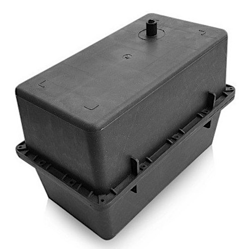 Skrzynka  do akumulatorów UB-120