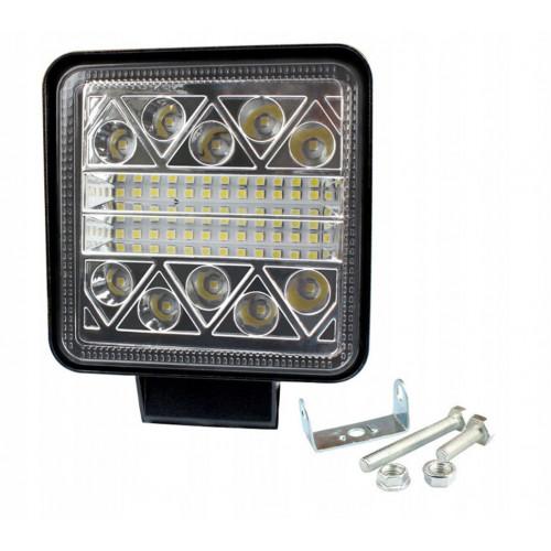 PANEL LED LAMPA ROBOCZA HALOGEN 102W 12-24V CREE