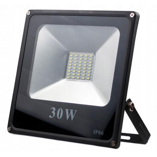 HALOGEN LED 30W NAŚWIETLACZ LAMPA REFLEKTOR SLIM