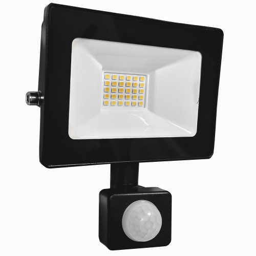 Naświetlacz LED 20W 6500K czujnik ruchu