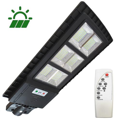 Lampa uliczna LED 120W SMD Solarna  Pilot