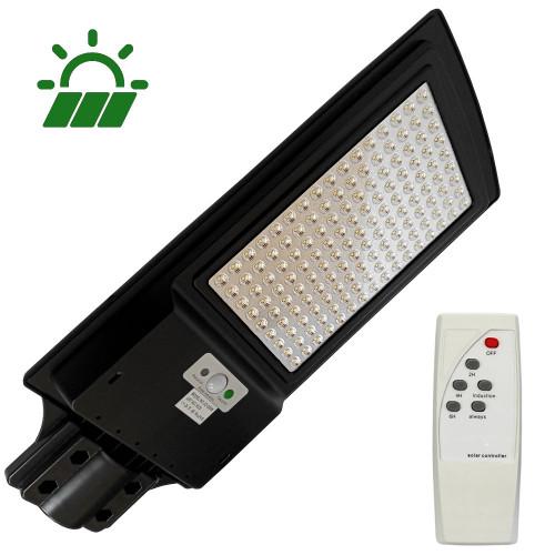 Lampa uliczna LED 200W SMD Solarna PIR  Pilot