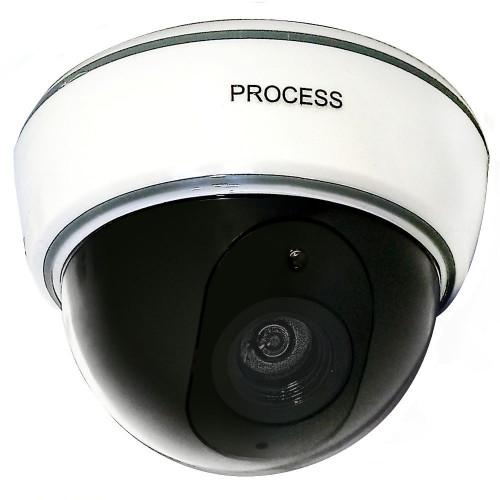 Atrapa kamery kopułkowej LED IR Duża