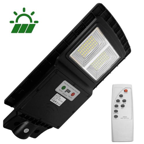 Lampa uliczna LED 40W SMD Solarna PIR  Pilot