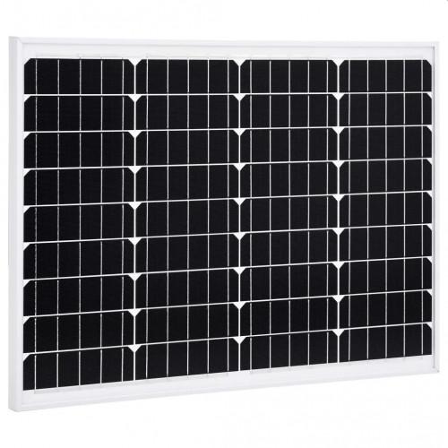 Panel słoneczny 50W monokrystaliczny