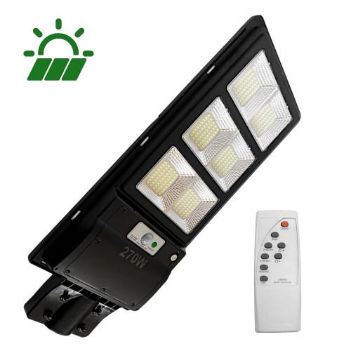 Lampa uliczna LED 270W SMD Solarna PIR  Pilot