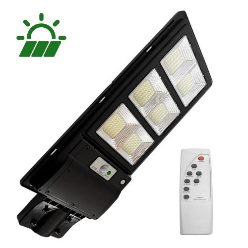 Lampa uliczna LED 150W SMD Solarna PIR  Pilot COPY